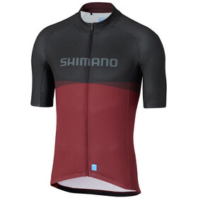 Shimano Shimano Team Maillot Manches courtes Homme, red